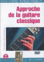 Duchateau Valerie - Approche De La Gtr Classique - Guitare