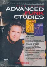 Latham Rick - Advanced Funk Studies - Batterie