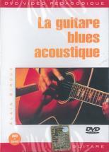 Giroux Alain - La Guitare Blues Acoustique Dvd