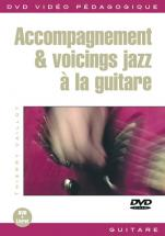 Vaillot Thierry - Accompagnement & Voicing Jazz - Guitare