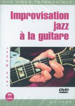 Bonal Jean - Improvisation Jazz A La Guitare