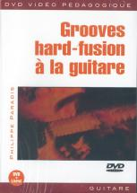 Paradis Philippe - Grooves Hard-fusion - Guitare