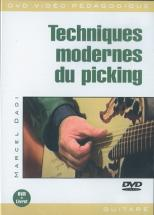 Dadi Marcel - Techniques Modernes Du Picking - Guitare