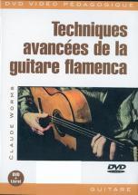 Worms Claude - Techniques Avancees Guitare Flamenco