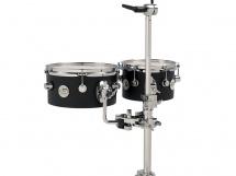 Dw Drum Workshop Concert Toms Design Black Satin