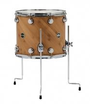 Dw Drum Workshop Tom Sur Pieds Eco-x Desert Sand 14 X 12