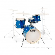 Pdp By Dw New Yorker Shellset Saphyr / Blue Sparkle