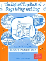 The Easiest Tune Book Of Songs To Play And Sing - Pvg