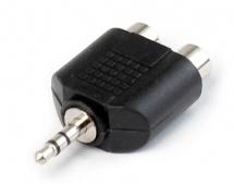 Eagletone Aco70 - 2 Rca Femelle / Mini Jack Male Stereo
