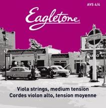 Eagletone Alto 4/4 Avs Jeu De Cordes