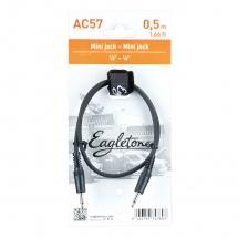 Eagletone Ac57 - Mini Jack Mono 3.5 - 50cm