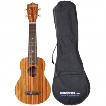 Eagletone Coconut S20 Soprano + Housse