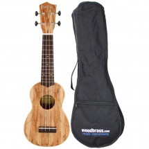 Eagletone Coconut S50 Soprano + Housse