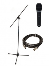 Eagletone Dm66s + Pied De Micro + Cable Xlr