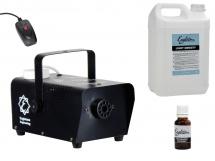 Eagletone Pack Fog 400w + Liquide Light Density + Fragrance Coconut