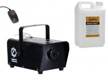 Eagletone Pack Fog 400w + Liquide Medium Density