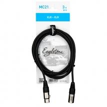 Eagletone Mc21 - Xlr / Xlr - 3m