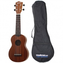 Eagletone Coconut S10 Soprano + Housse