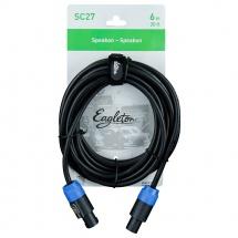 Eagletone Sc27 - Speakon - 6m