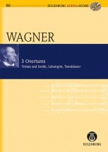 Wagner R. - 3 Ouvertures - Orchestre
