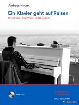 Hirsche Andreas - Ein Klavier Geht Auf Reisen + Cd