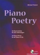 Proksch Michael - Piano Poetry + Cd