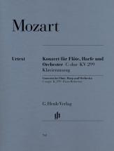 Mozart W.a. - Concerto Do Majeur Kv 299 Flute, Harpe & Piano