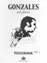 Gonzales - Solo Piano I Notebook Vol.1