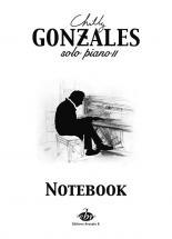 Gonzales - Solo Piano Ii Notebook