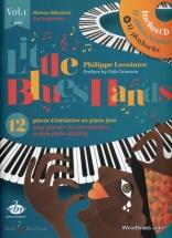 Lecointre P. - Little Blues Hands - Piano + Cd