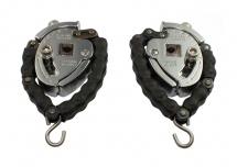 Eccentric Systems Qtcsd - Quick Torque Cam - Modele Dw Double Pedale