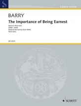 Barry G. - The Importance Of Being Earnest