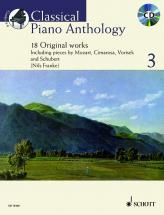 Classical Piano Anthology Vol.3 + Cd