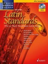 Latin Standards - Saxophone Alto
