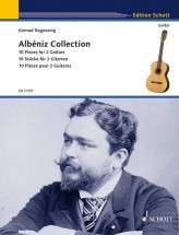 Albeniz I. - Albeniz Collection - Guitare