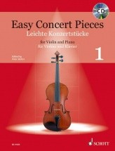 Easy Concert Pieces Band 1 - Violon