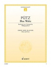 Puetz E. - Blue Waltz - Hautbois