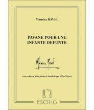 Ravel M. - Pavane Pour Une Infante Defunte - Hautbois Et Piano