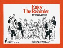 Bonsor Brian - Enjoy The Recorder Vol. 1 - Soprano Recorder