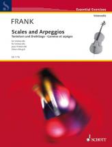 Maurits F.- Scales And Arpeggios- Violoncelle