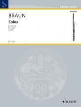 Braun J.d. - Solos - Basson