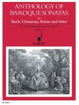 Anthology Of Baroque Sonatas - Guitare