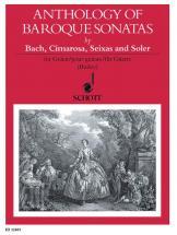 Anthology Of Baroque Sonatas - Guitare