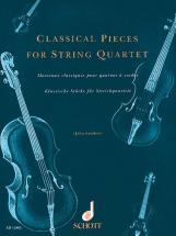 Kember John - Morceaux Classiques Pour Quatuor  Cordes - String Quartet