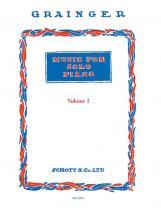 Grainger Percy Aldridge - Music For Solo Piano  Vol. 1 - Piano