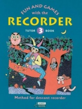 Engel G./heyens G. - Fun And Games With The Recorder Tutor Book 3