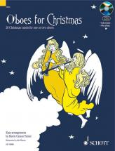 Turner B.c. - Oboes For Christmas + Cd - Hautbois