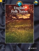 English Folk Tunes + Cd - Accordion