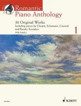 Romantic Piano Anthology   Vol. 1 + Cd - Piano
