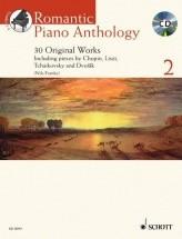 Romantic Piano Anthology   Vol. 2 + Cd - Piano